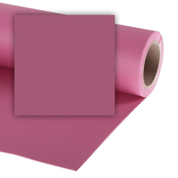 "Colorama 1.35 x 11m (53"" x 36ft) Studio Background Paper Damson"