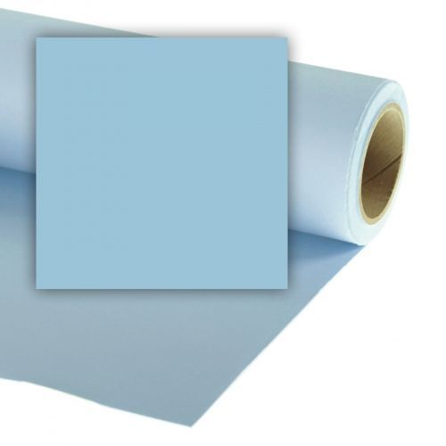 "Colorama 2.18 X 11M (86"" x 36ft) Studio Background Paper Forget-me-not"