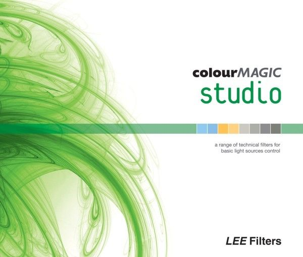 LEE Filters Colour Magic Gels - Studio