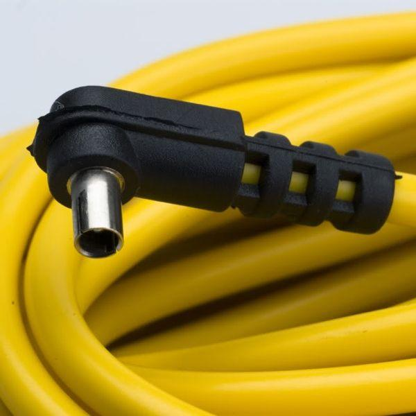 "5m 1/4"" Yellow Sync Cable/ Lead"