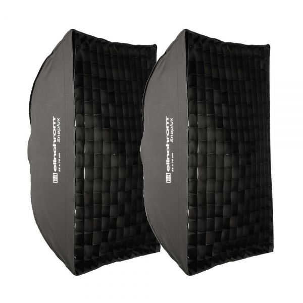 Elinchrom Snaplux Softbox To Go Kit