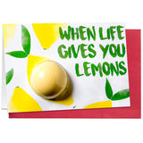 When life gives you lemon