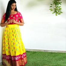 Load image into Gallery viewer, Multi Colored Printed Salwar Suit