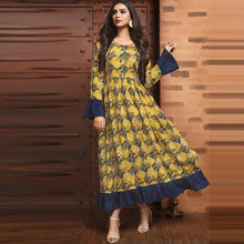 Load image into Gallery viewer, Heavy Rayon Multi Color Kurti
