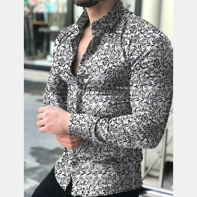 Buy online shirts - Multi Colored Mens Shirt