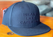 Load image into Gallery viewer, Island Lake Catskiing Cap - Black