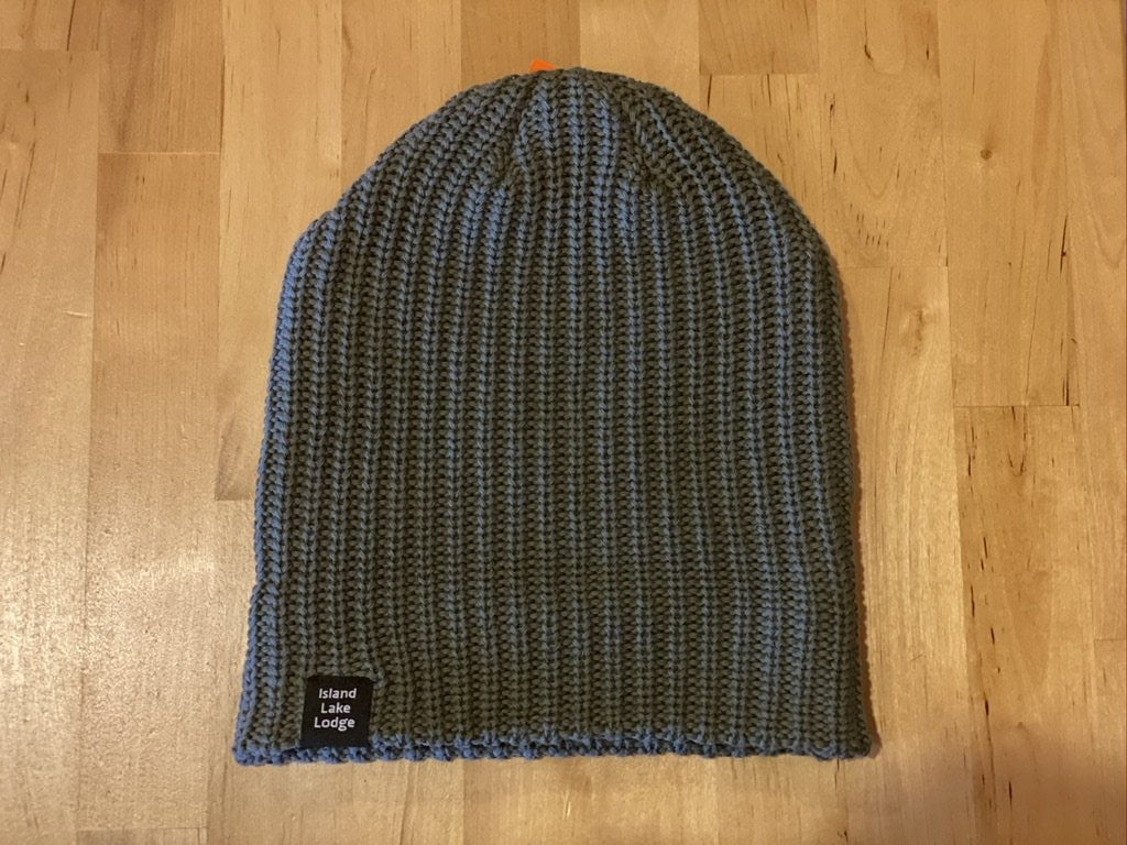 Casual Knit Beanie  - Olive