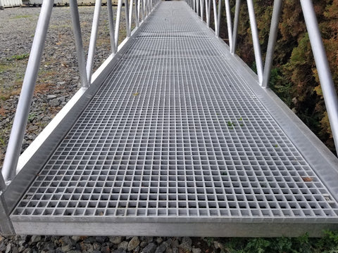 Fibergrate Decking