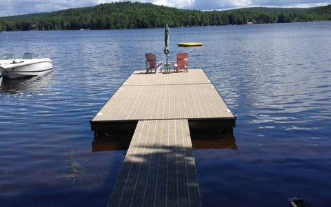 ThruFlow Decking Panel