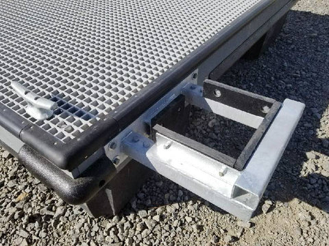 Galvanized Brackets