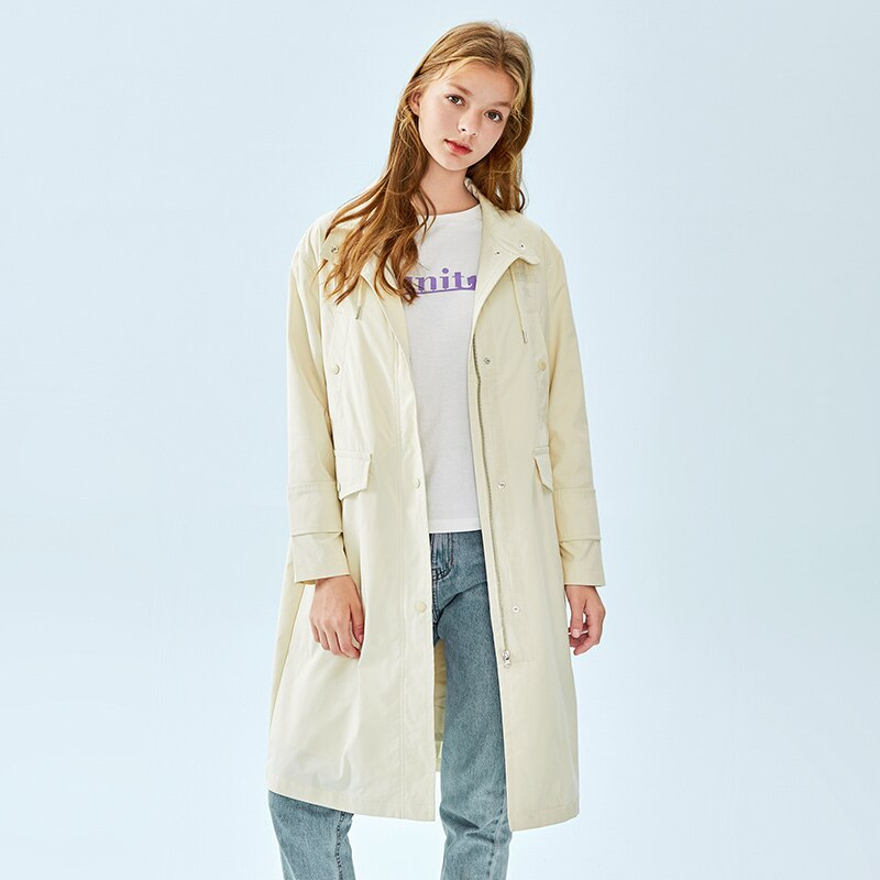 Women's Spring Raincoat