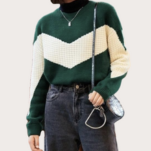 "Load image into Gallery viewer, The ""V"" Sweater"