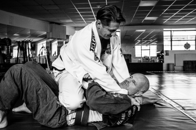 How Brazilian jiu-jitsu transformed martial arts
