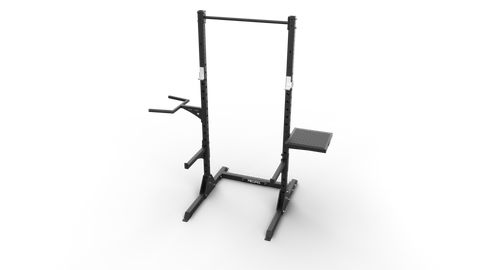 REORG Beaverfit Garage Rack – Home Gym Advanced Pack