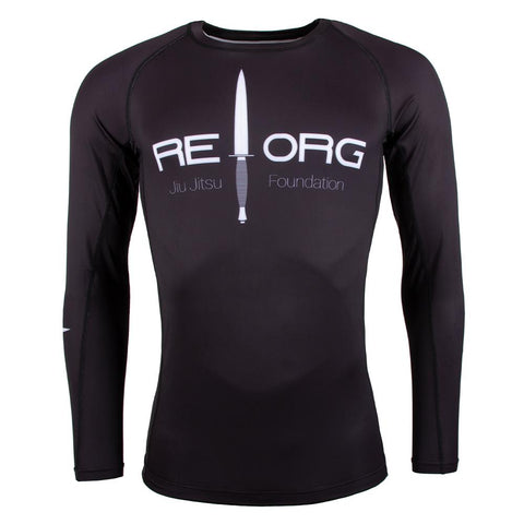 REORG Black Ops Long Sleeve Rash Guard
