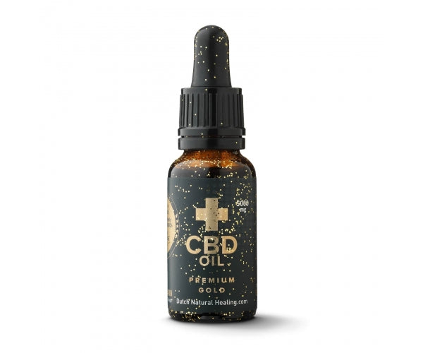 20ml 25% CBD Gold Edition