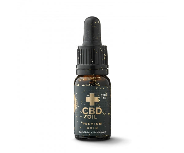 10ml 25% CBD Gold Edition