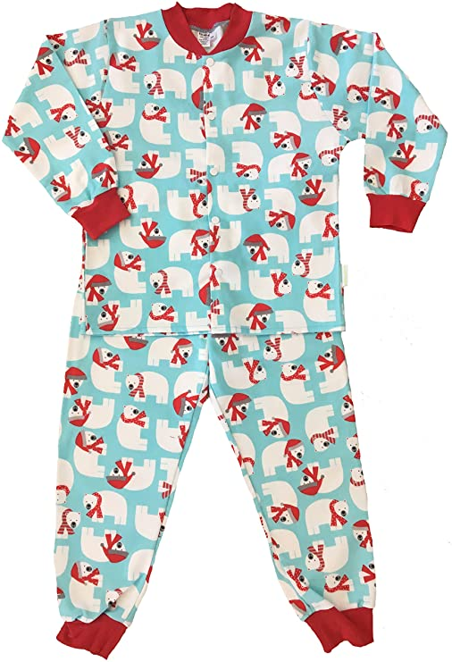 100% Cotton Flannel Kids PJs