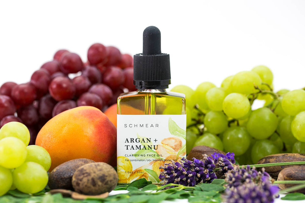 Argan & Tamanu Clarifying Face Oil