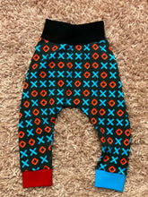 Load image into Gallery viewer, East Van Mom-Made Stretchy Cotton Baby & Toddler Drop Crotch Pants