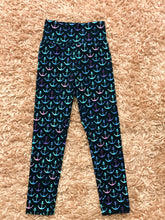 Load image into Gallery viewer, East Van Mom-Made Stretchy Cotton Kids Leggings & Joggers