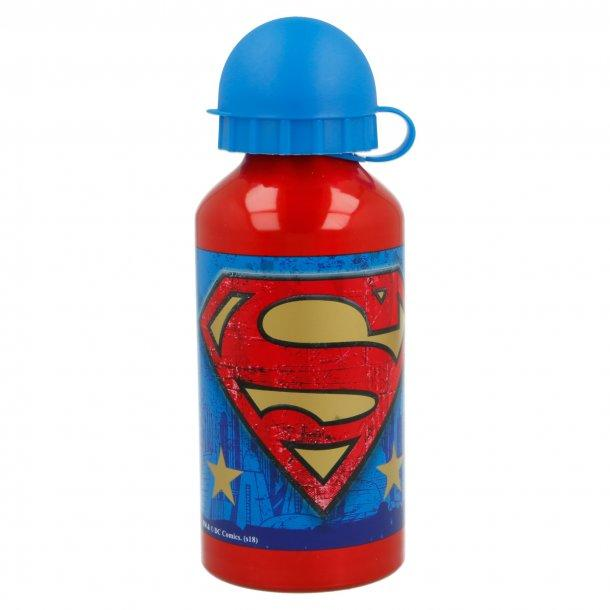 Superman Aluminiums flaske