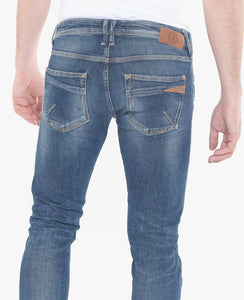 JH711 Jeans - Slim Fit | darkused