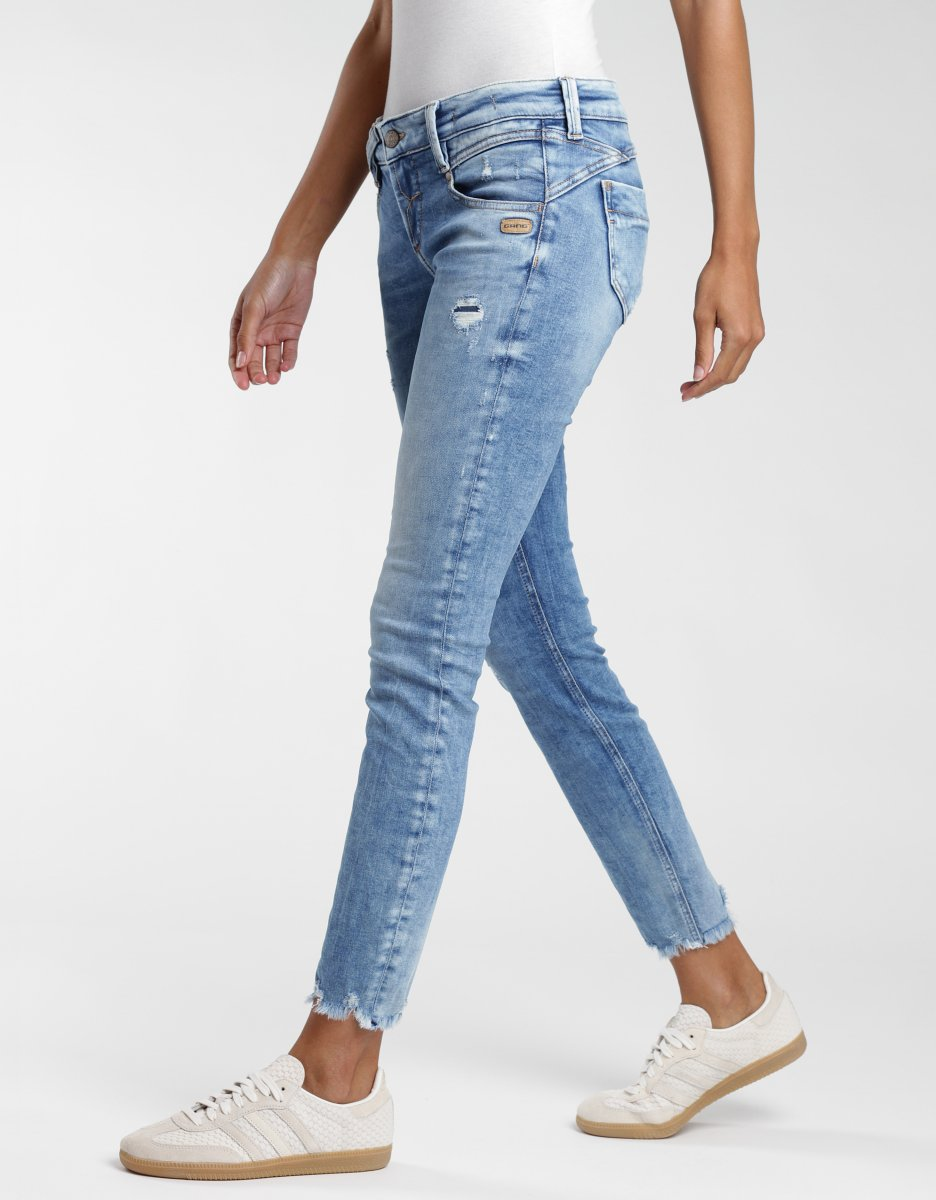 NENA - Skinny Fit - Cropped