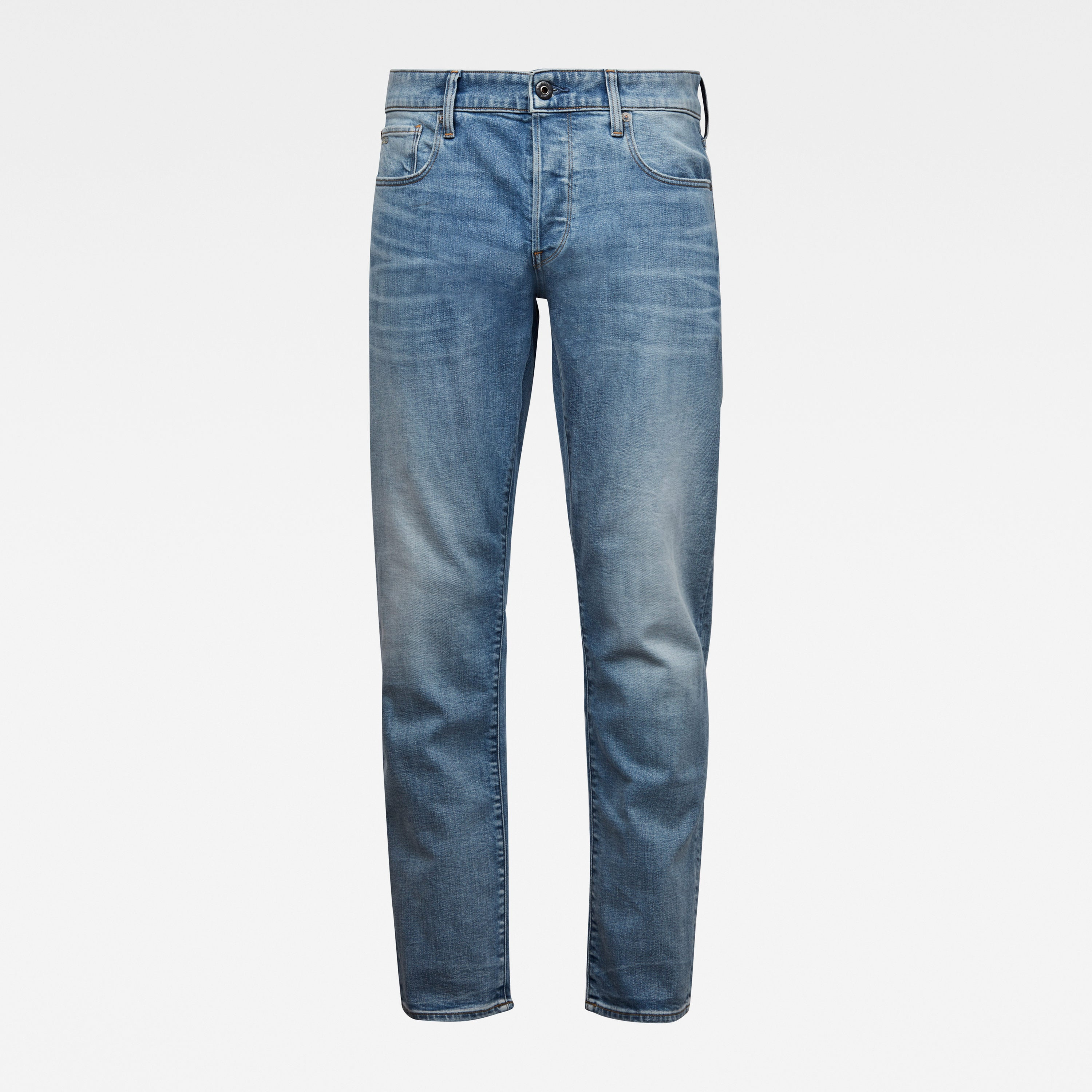 3301 Straight Tapered Jeans - light indigo