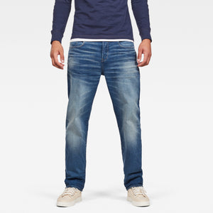 3301 Relaxed Jeans  worker blue faded