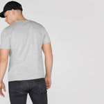 Lade das Bild in den Galerie-Viewer, Basic T-Shirt | hellgrau
