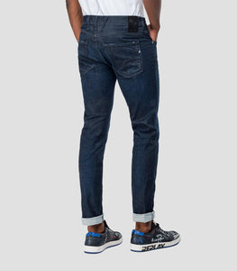 ANBASS Hyperflex Clouds - Slim Fit
