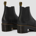 Lade das Bild in den Galerie-Viewer, Rometty Leder Chelsea Boots | black