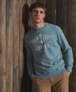Copper Label Loopback Crew Sweatshirt