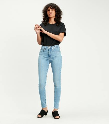 721™ High Rise - Skinny Fit | hellused