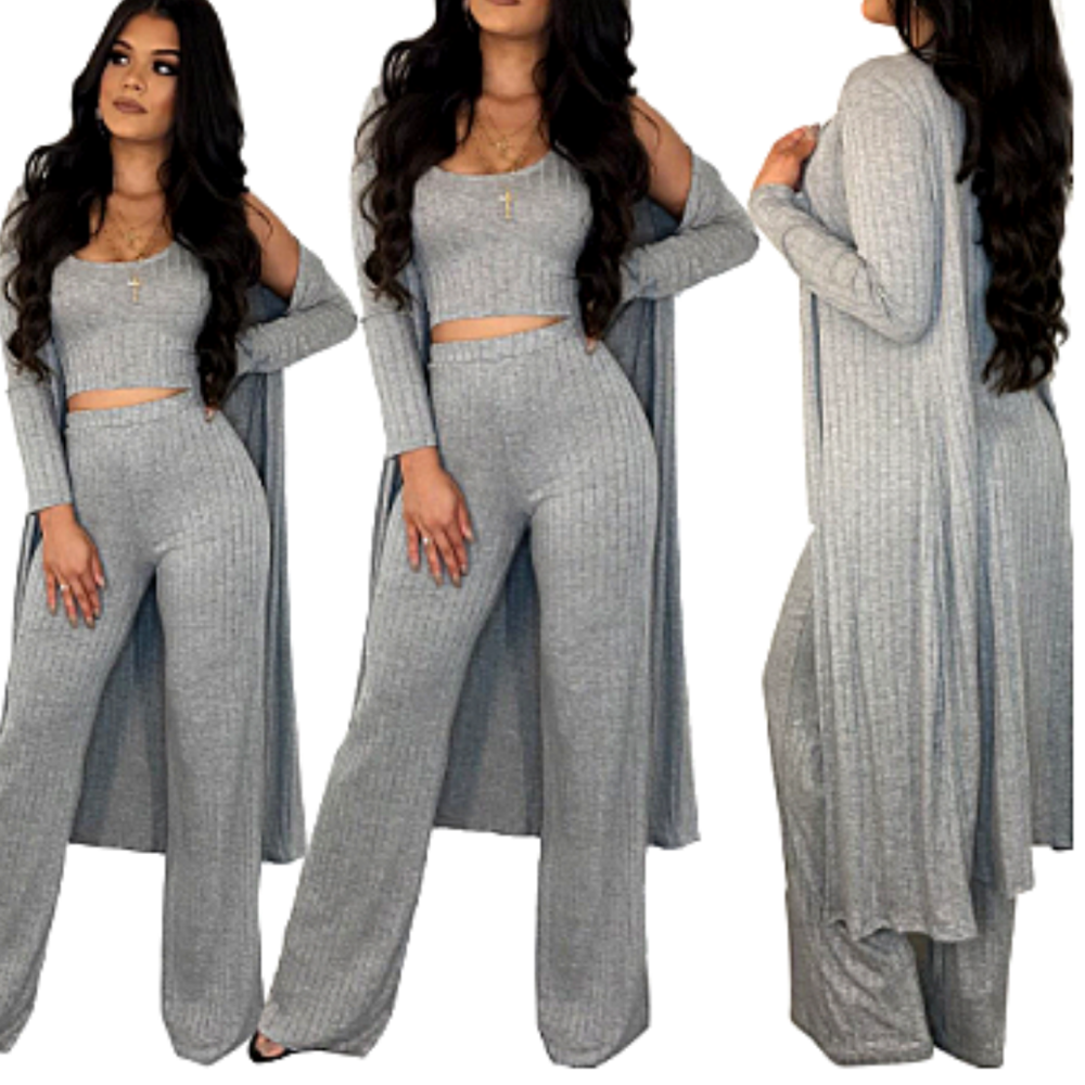 Three Piece Sweater set