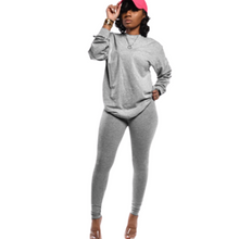 Load image into Gallery viewer, Long Sleeve Two Piece set