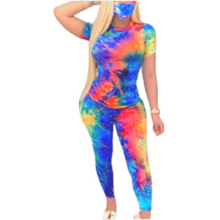 Load image into Gallery viewer, Tie-Dye Two Piece Set