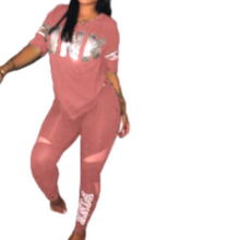 Load image into Gallery viewer, Two Piece Track Suit
