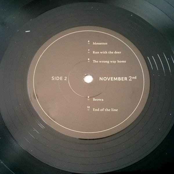 November : November 2nd (LP, Album)
