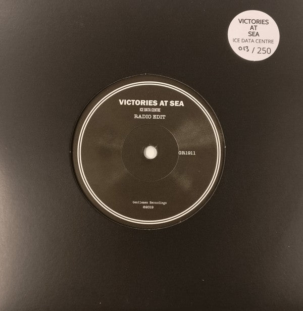 "Victories At Sea : Ice Data Centre (7"", S/Sided, Single, Ltd, Num)"