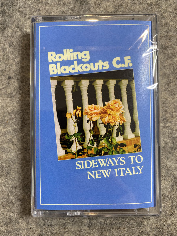 Rolling Blackouts Coastal Fever : Sideways To New Italy (Cass, Album)