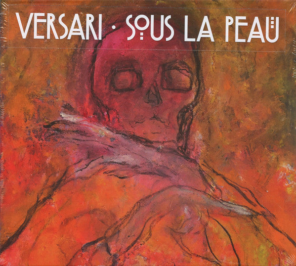 Versari : Sous La Peau (CD, Album, Ltd)