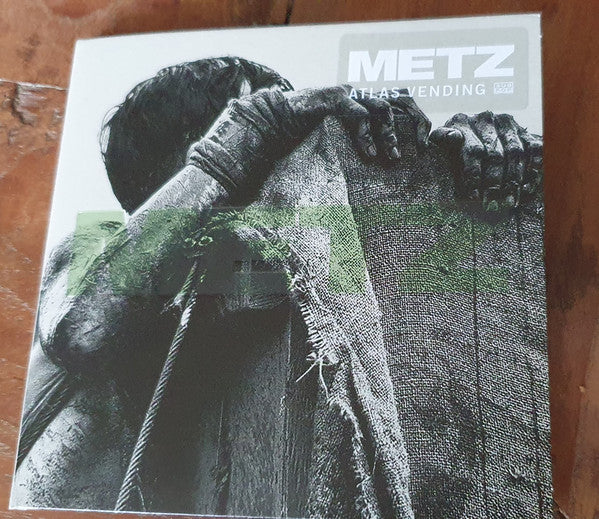 Metz : Atlas Vending (CD, Album)