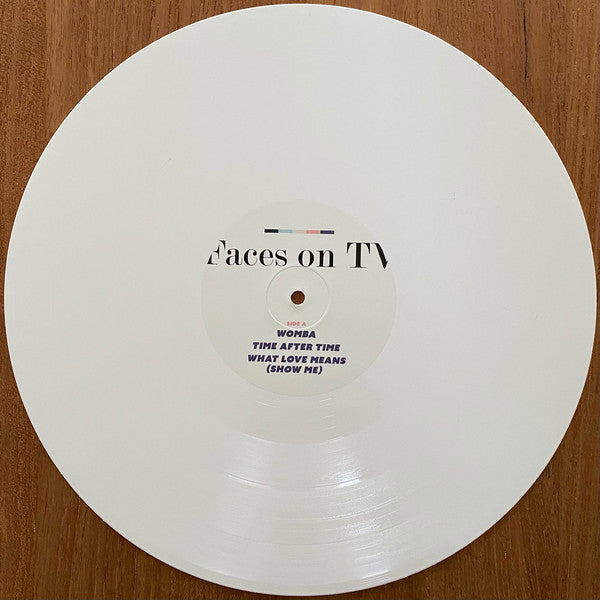 "Faces On TV : Keep Me Close (12"", EP, Ltd)"