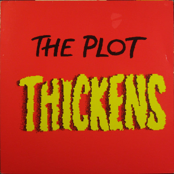 The Plot : Thickens (LP, Album)