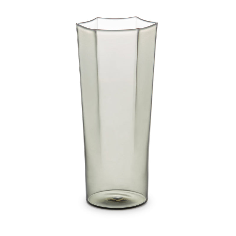 Hex Champagne Glass