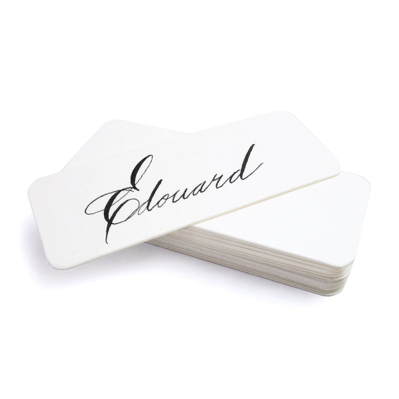 Place Card Refills (25 Cards)
