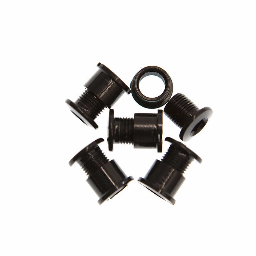 Real Speed 3/4 Inch Track Chainring Bolts - Set of 5