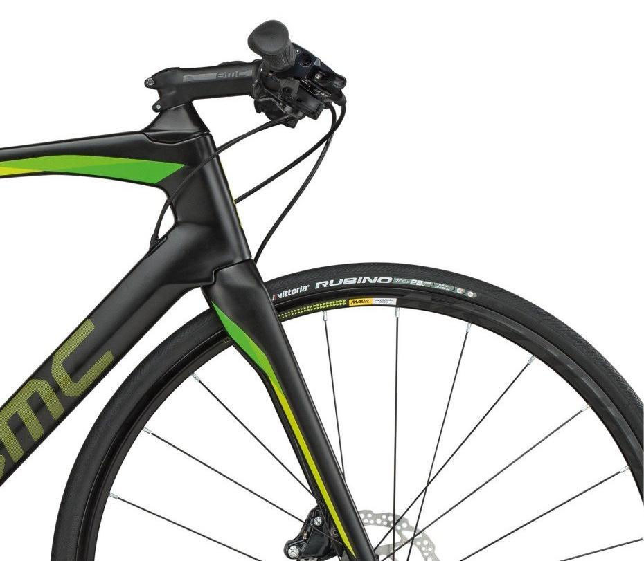 2018 BMC Roadmachine 02 Disc Flatbar - 105 Road Bike – Racer Sportif
